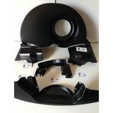 Kit Tolvas Empi Negras Para Vocho Carburador 1600 Con Comal