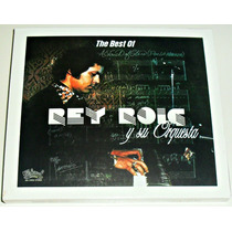 Cd Salsa The Best Of Rey Roig Y Su Orquesta Seminuevo