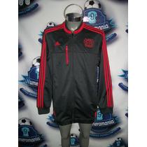 Chamarra Jacket Oficial Adidas Bayer Leverkuzen Alemania 016