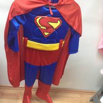 Disfraz Infantil Superman Para Tus Pequeños.