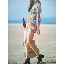 Mono Jumpsuit Palaxo Print Flores Moda Y Bershka A Meses