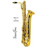 Saxofon Baritono Silvertone Eb Slsx023 Nuevo Envio Gratis