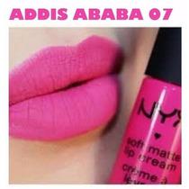 Nyx Lip Gloss Matte E Indeleble 2 X $285