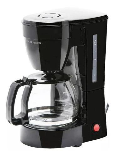 Cafetera Taurus Coffeemax 6 Negra 110v