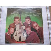 Hermanos Carrion. Incomparables. Disco L.p. Nuevo Y Sellado