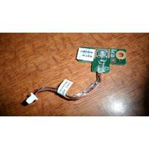 Botón De Encendido Para: Toshiba Satellite L305-sp6986r Vbf
