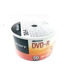 Sony Dvd-r De 120 Min 4.7 Gb Campana Con 50 Pzas Leer Descri