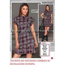 1d9980f7 Busca Vestido groupie cuadros cklass con los mejores precios del ...