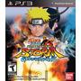 Naruto Ultimate Ninja Storm Generations Ps3 Playstation 3