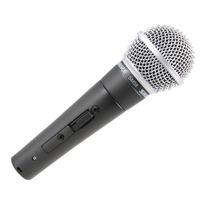 Microfono Para Voces - Shure Sm58s - Con Switch