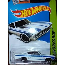 Hot Wheels Chevelle 69 Ss 396