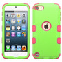 Funda Protector Triple Layer Apple Ipod Touch 5g / 6g Verde