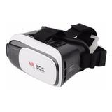 Lentes Realidad Virtual Vr Box 2 Cardboard iPhone Galaxy 3d