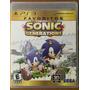 Sonic Generations Para Ps3