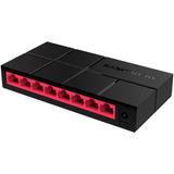 Switch Ms108g Mini Mercusys Gigabit 8 Puertos Rj45 10/100/10
