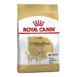 Alimento Royal Canin Breed Health Nutrition Chihuahua Perro Adulto Raza Pequeña Mix 4.5kg