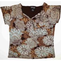 Blusa Strech Style & Co Talla 2xl Solo $ 79.00