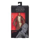 Star Wars The Black Series - Figura De Mace Windu De 15 Cm