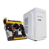 Computadora Pc Cpu Gamer Barata Amd Quad Core 8gb Ram 500gb