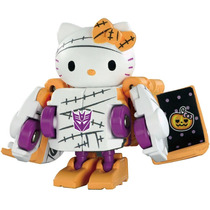 Hello Kitty Transformer Edicion Halloween Qtc01h Japones