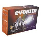 Auto Faros Led Evolum Kit Auxiliares C19 H1 H3 H7 9005 9006