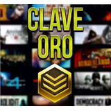 Steam Random Key Oro (+$100) + 2 Keys Gratis