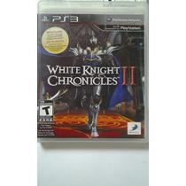 Ps3 White Knight Chronicles 2 Y 1 $780 Pesos Seminuevo V / C