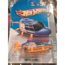 Hot Wheels De Coleccion 2013 Propper Chopper