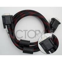Cable Vga - Vga Macho A Macho