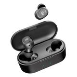 Audífonos Inalámbricos Soundpeats Truefree+ Black