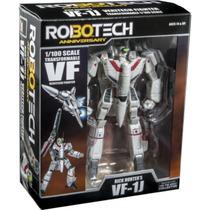 Robotech Escala1/100 Transformable Rick Hunter Vf-1j