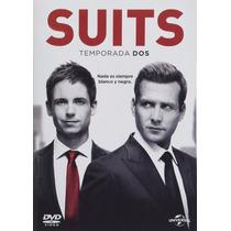 Suits Paquete Temporadas 1 Y 2 , Serie De Tv En Dvd