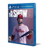 ..:: Mlb The Show 19 ::..  Para Playstation 4 En Game Center