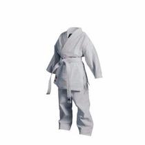 Traje De Karate Blanco Talla Mediana/1/150