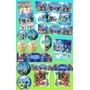 Kit Imprimible Monsters Inc Mas De 30 Etiquetas Personaliza