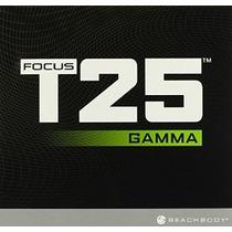 Shaun T Focus T25 Gamma Entrenamiento Ciclo De Dvd