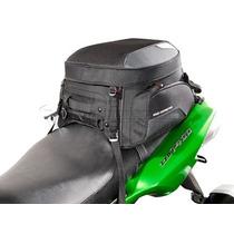 Suzuki Maleta Semirigida 24-36lt Rear Bag Para Moto