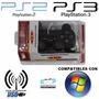 Control Inalámbrico Ps2/ps3/pc 100%nuevos Solo Contraentrega