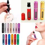 Mini Atomizador Para Perfume Recargable Capsula Viaje Full