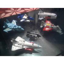 Lote De 6 Transformers Autobots Bootleg Mexicano Aviones