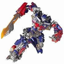 En Mano Transformers Dark Side Of The M. - Optimus Prime