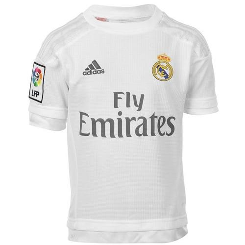 Jersey Real Madrid Casa 15 16 Original adidas d70d4558717d0