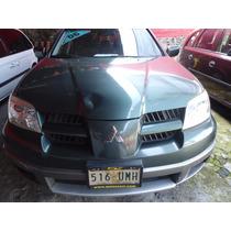 Mitsubishi Outlander 5p Xls Aut A/a Ee Q/c