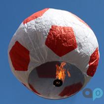 Globos De Cantoya Balón De Futbol Al Mejor Precio