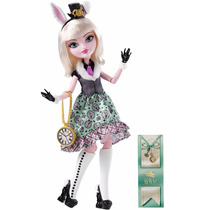 Ever After High, Bunny Blanc, Hija Del Conejo, Mattel- New