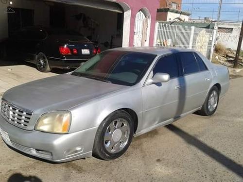 Cadillac DTS 2002