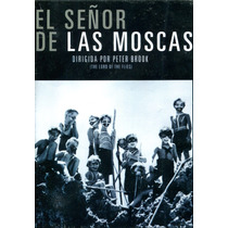 Dvd Señor De Las Moscas ( Lord Of The Flies ) 1963 - Peter B