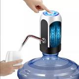 Dispensador Agua Automático Recargable Despachador Luz Led