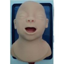 Maniquí De Entrenamiento Para Intubación Infantil Rcp
