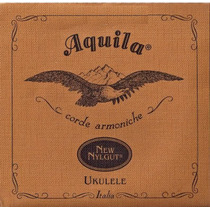 Cuerdas Para Ukulele Aquila Nylgut, Hechas En Italia